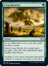 Crop Rotation - Foil x4 Magic the Gathering 4x Double Masters mtg card lot