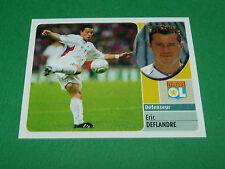 DEFLANDRE OLYMPIQUE LYON OL GERLAND PANINI FOOT 2003 FOOTBALL 2002-2003