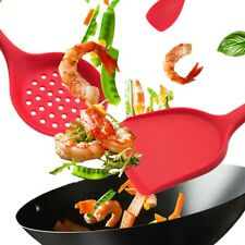 Silicone Cooking Utensils Non-Stick Kitchen Utensil Set- Kitchen Tools Cookware