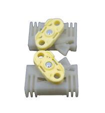 2 Per Opel Meriva Clips Riparazione Alzacristalli Posteriore Destro Sinistro N20