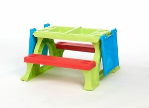 Play Day Kids Plastic Play Table