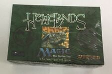 MTG Homelands Factory Sealed Booster Box English Magic the Gathering FASC