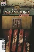 Ruins of Raven Croft Carnage 1 Variant 2nd Print 1st Cover App Cortland Kasady