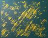 "Matrix V1 Dot Geo Abstract Camo High Heat Vinyl Cerakote Stencil 12"" x 14"""