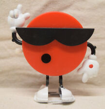Vintage 1988 7up Cool Spot Wind Up Walking Advertising Toy Figure WORKS Soda Pop