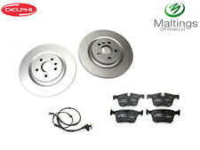 DISCOVERY SPORT  REAR BRAKE DISCS AND PADS SET DISCO REAR BRAKES DELHI OEM KIT