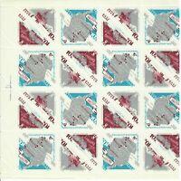 S31742) Russia 1966 MNH New - Soviet Exploration Of Antar (Full Sheet)