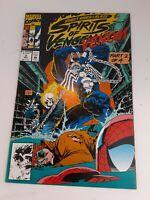 Marvel Ghost Rider/Blaze: Spirits Of Vengeance #5 Venom Cover Spirits of Venom!