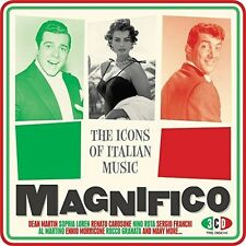 Various Artists - Magnifico: Icons Of Italian Music / Various [New CD] UK - Impo