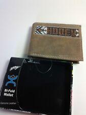 CLEARANCE!!  Hooey Beaded Bi-Fold Wallet billfold apparel unisex