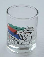 "1993 Kentucky Derby 119  3 oz Jigger Shot Glass - Winner ""Sea Hero"""