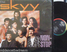 "SKYY ~ Non-Stop ~ 12"" Single PS USA PRESS"