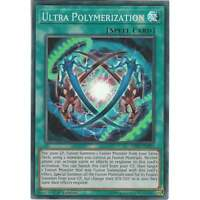 HISU-EN043 Ultra Polymerization | 1st Edition Super Rare Card | YuGiOh TCG Spell
