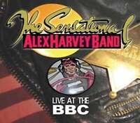 The Sensational Alex Harvey Band - Live at the BBC, 2CD Neu