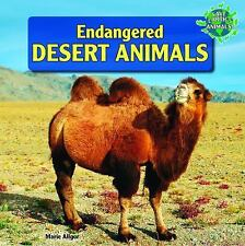 Endangered Desert Animals (Save Earth's Animals!)-ExLibrary