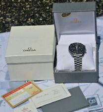 Orologi da polso OMEGA in acciaio inossidabile con cronografo