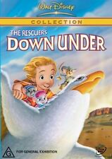The Rescuers Down Under (DVD, 2002)