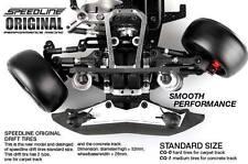 SPEEDLINE ORIGINAL RC 1/10 Hyper Pro Drift tire CG-0 Hard Tire Carpet Track 4pcs