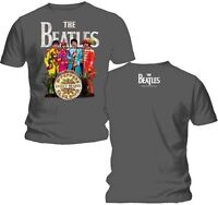 THE BEATLES SGT. PEPPER LONELY HEARTS CLUB BAND ROCK MUSIC SHIRT S M L XL