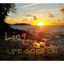 LINQ  -  LIFE GOES ON  -  CD, 2009