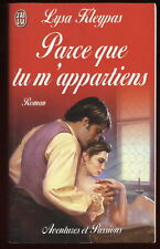 Livre J'ai Lu.Aventures & Passions...5337...Roman