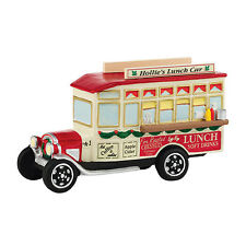 Dept 56 Cic 2014 Hollie's Lunch Truck #4042396 Nib Free Shipping 48 States