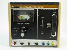 Dynascan BK Precision 520B Transistor Tester