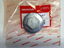 HONDA XL250 XL350 OIL SCREEN STRAINER DRAIN PLUG CAP TAPPET COVER OEM NEW 383