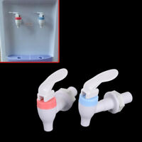 1Pc Push Type Food Grade Plastic Replacement Water Dispenser Tap Faucet X TP