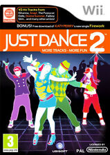 Just Dance 2 ~ Nintendo Wii (in Great Condition)