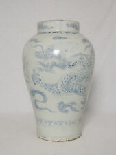 Blue and White  Porcelain  Vase      M2923