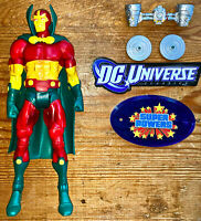 DC Classics New God Kalibak Build A Figure Wave Mr Miracle & Stand Complete  Lot