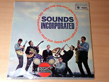 EX-/EX !! Sounds Incorporated/Self Titled/1964 Music For Pleasure LP