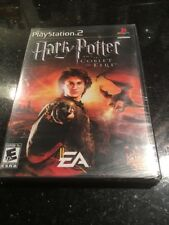 Harry Potter and the Goblet of Fire PlayStation 2 Brand new Factory sealed PS2