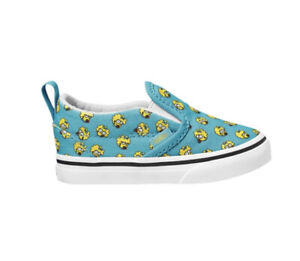 Vans x Simpsons Maggie Slip-On V Size TODDLER 7.5 Sneakers