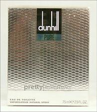 Pure von Alfred Dunhill Eau de Toilette Splash 75ml für Herren