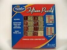 Classic Fifteen Puzzle, Thinkfun games