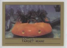 1993 Eclipse James Bond 007 Series 1 #101 Target: Miami Non-Sports Card 0w6
