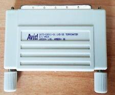Genuine Avid 0070-03011-01 LVD/SE SCSI external multimode terminator terminatore