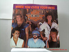 NIGHT RANGER-(45 W/P.S.)-WHEN YOU CLOSE YOUR EYES/WHY DOES LOVE HAVE TO CHANGE84