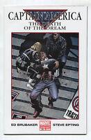"Captain America #25 - ""The Death Of The Dream"" - 2nd Print - (Grade 9.2)"