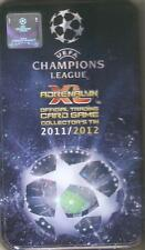 CHAMPIONS LEAGUE 2011/2012 : 25 LIMITED EDITION