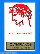 CALCIATORI PANINI 1971-72 -Figurina-Sticker n. 143 - OLYMPIAKOS SCUDETTO -Rec