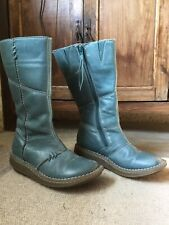 Dr Martens Zip Calf Boot UK 4 EU 37 Size 6