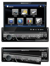 "SOUNDSTREAM VIR-7830B 7"" TOUCH SCREEN MONITOR BLUTOOTH CAR DVD/CD/MP3/USB PLAYER"