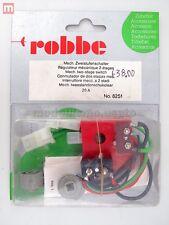 Robbe Vintage ESC Two Stage 20A Regolatore Meccanico a 2 stadi 8251 modellismo
