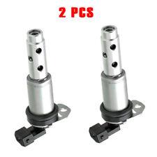 2PCS Vanos Camshaft Solenoid for BMW E82 E90 E92 E60 F10 E70 E83/85/89 N51/52/54