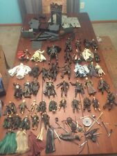 Lord of the Rings Toy Biz Action Figure lot HUGE LOT! 44 Loose Figures!