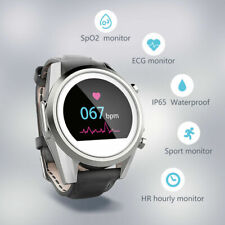 Contec CMS50K1 Wearable SpO2 Pulse Oximeter PR HR ECG Monitor Pedometer Calorie