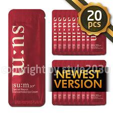SU:M37  Secret Repair Concentrated Eye Cream 1ml x 20pcs (20ml) Anti-Aging SUM37
